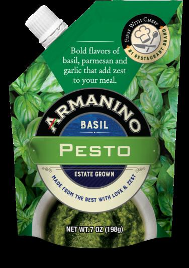 Basil Pesto Pouch
