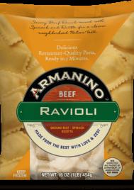 Armanino Beef Ravioli