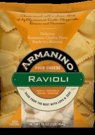 Armanino Four Cheese Ravioli
