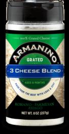 Armanino 3 Cheese Blend Shaker