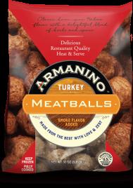Armanino Turkey Meatballs